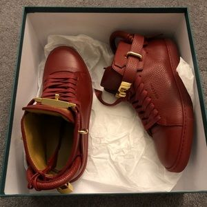 Buscemi shoes